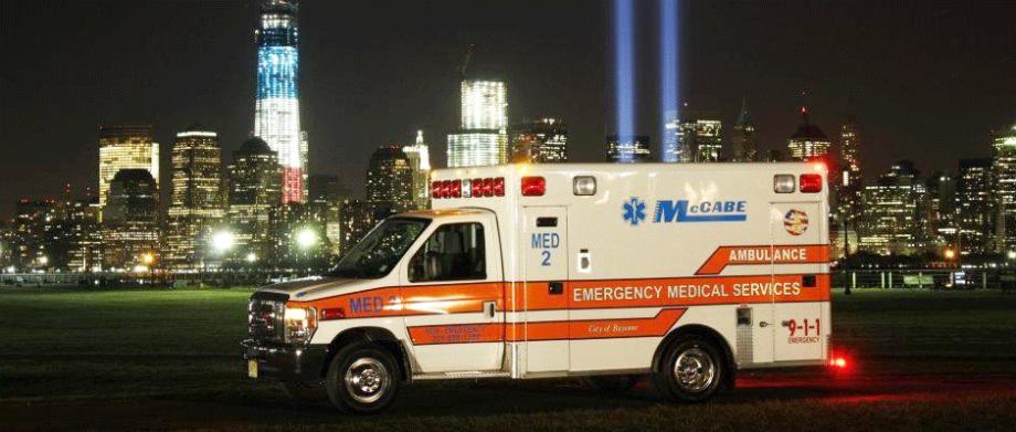 McCabe Ambulance - Home